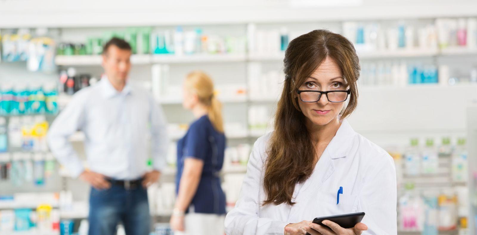 Supplying pharmacies and medical facilities